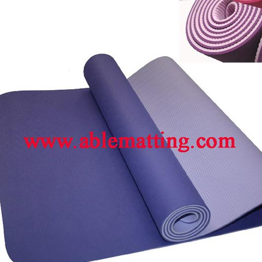 Yoga Mat Made Of Tpe