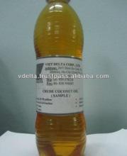 Crude Coconut Oil Industrial Grade