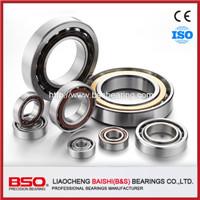 Low Noise High Quality Angular Contact Ball Bearings