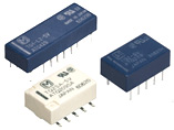 Low Profile Surface Mount Relay Tq Series