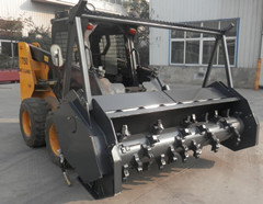 Forestry Mulcher For Sale >> Skid Steer Forestry Mulcher For Sale Xuzhou Worldbid B2b Market