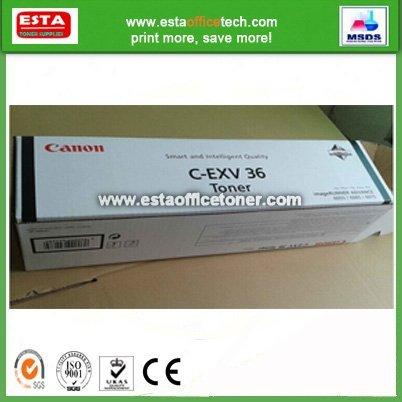 C Exv36 Toner Cartridge For Canon Copiers