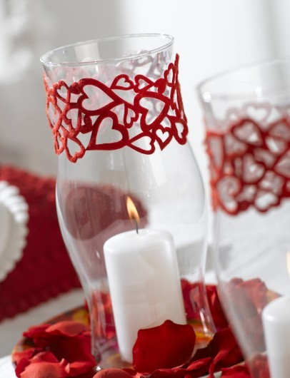 Colorful Glass Candle Holder For Wedding Tealight Color Home Decorations