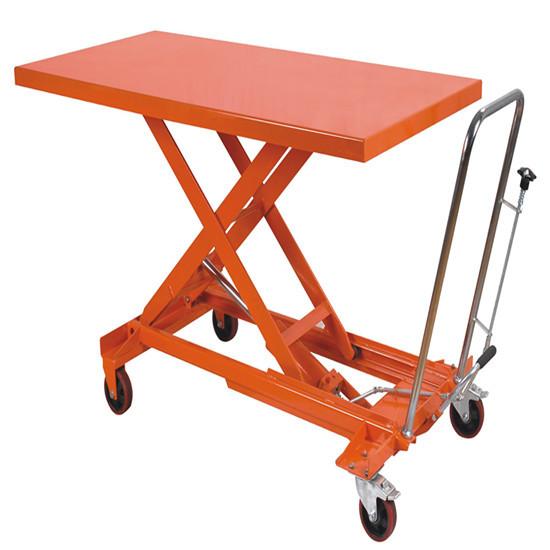 Cyt Hand Table Lift Truck