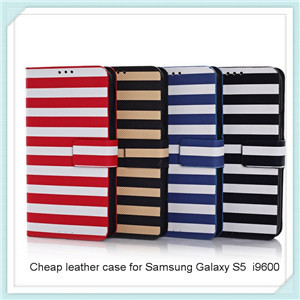 Mobile Phone Case For Samsung Galaxy S5 Leather