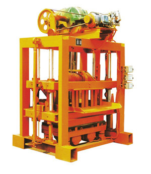 Multi Function Block Making Machine Mechnical Extruding Hollow Machinery Qt