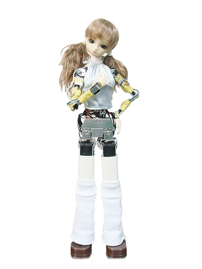 Robot Doll Toys Rc Electrical
