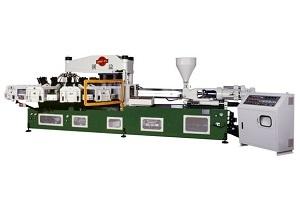 Sell Rotary Type Rain Boots Automatic Injection Moulding Machine Kou Yi