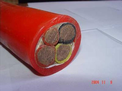 Silicone Equipment Cable Ul3135
