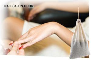 Smelleze Reusable Nail Salon Odor Removal Pouch Xx Large
