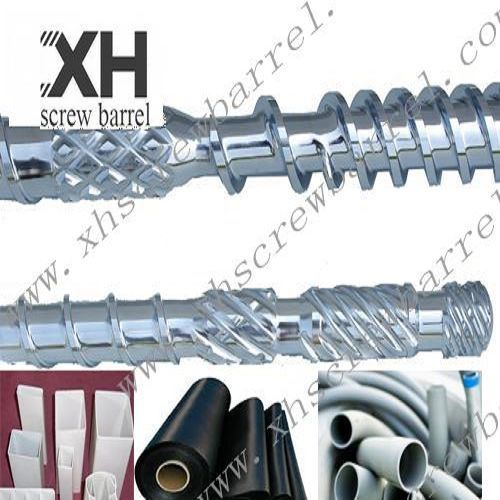 Stainless Steel Screw And Barrel