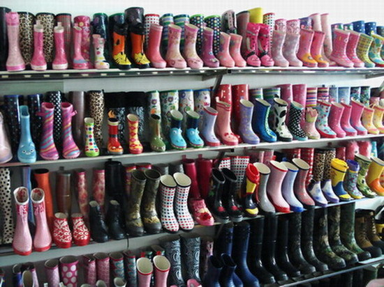 Various New Fashion Rubber Boots