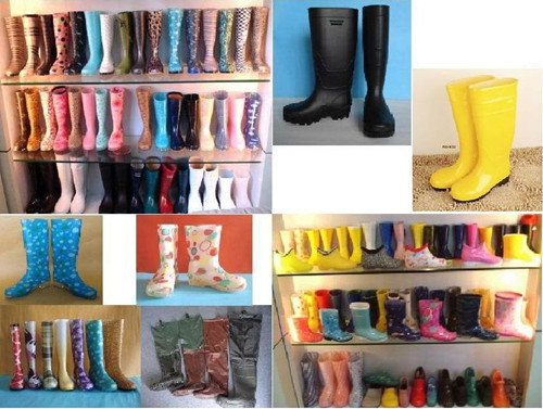 Various Pvc Rain Boots