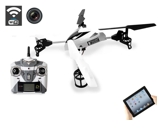 Wifi Rc Helicopter Toys Model Electrical