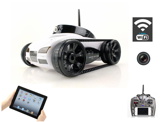 Wifi Rc Tank Toys Model Electrical