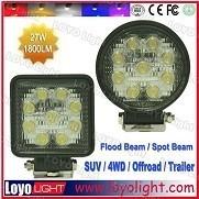 100 Factory Price 27w Led Work Light