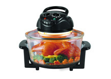 12 Litre Halogen Oven Convection Turbo Broiler
