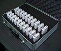 20 Slot Tour Guide System Charger Case For Wus068rc Receiver
