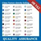 China Yax Swainstone Color Sheet Navigation