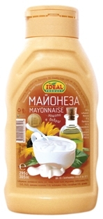 Mayonnaise Ideal Product