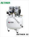 Oilless Air Compressor Aether 32