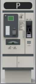 Self Service Payment Machine