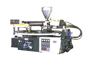 Sell Rotary Type Plastic Sole Automatic Injection Moulding Machine Kou Yi