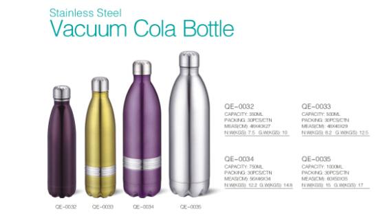 Stainless Steel Sports Bottle Vacuum Flask