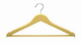 Wooden Hangers Tm66 007