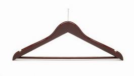 Wooden Hangers Tm66 015