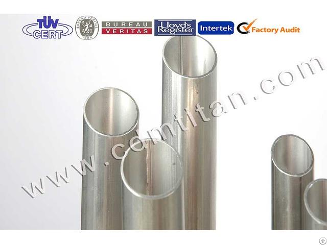 Titanium Welded Tube Coil