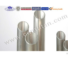 Titanium Welded Tube Coil
