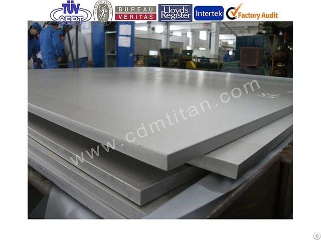 Cdm Titanium Sheet Plate Coil Strip