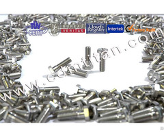 Cdm Titanium Fasteners Machining Parts Screw Bolt