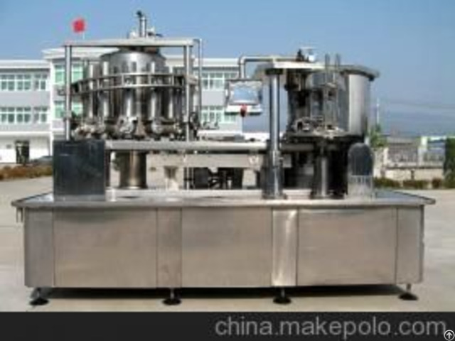 Supply Jump Aseptic Filling Machine