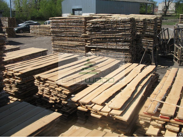 Unedged Baltic Birch Lumber