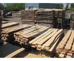 Unedged Baltic Birch Lumber