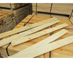 Edged White Birch Lumber