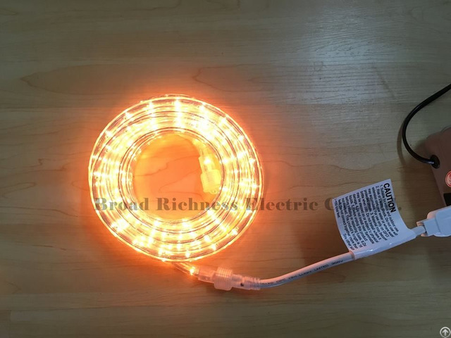 Ul And Cul Listed 18ft Led Rope Light