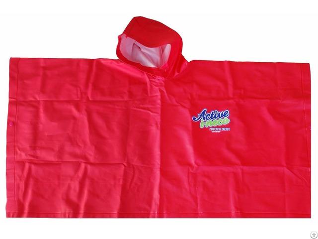 R 1020k 2016 Red Pu Raincoats For Kids