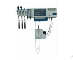 New Patent Diagnostic Equipments Multi Function Medical Instrument Ent Wall Mounted Diagnosis System