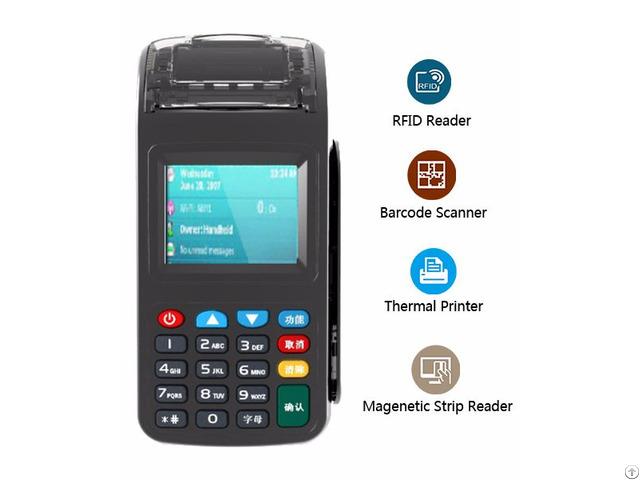 Ekemp Yk600 Card Swipe Restaurant Cash Counter