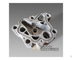 Automobile Zinc Aluminium Die Casting Parts
