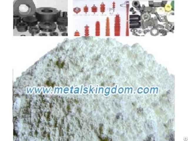 Zinc Oxide 99 9% Electronic Grade