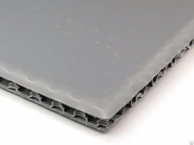 Bubble Gtructure Polypropylene Sheet