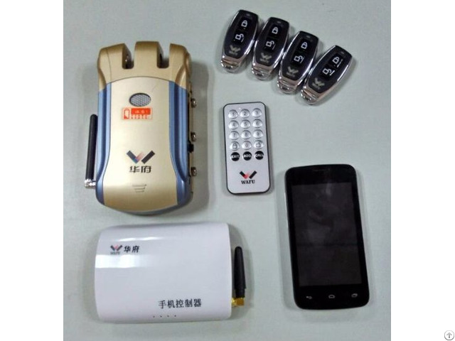 Wafu Mobile Phone Remote Control Lock