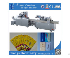 Sjb Series Custom Auto Wet Wipes Packing Machine Price Manufacturers For Sale