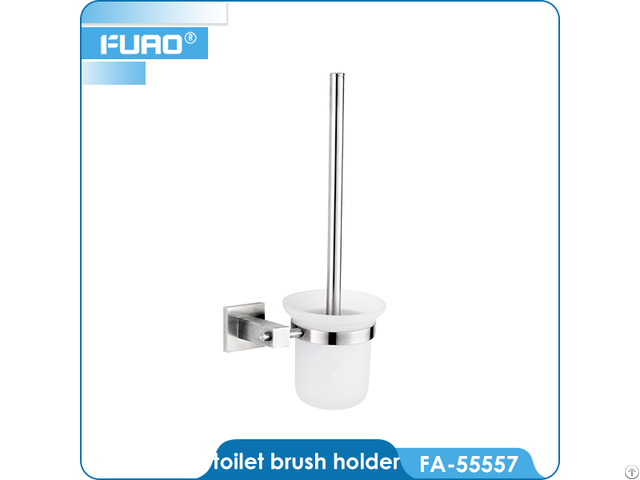 Fuao Toilet Brush With Holder