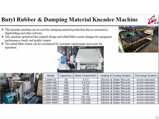 China Professional Kneader Mixer Agitator Blender Stirrer Reactor Drier Manufacturer