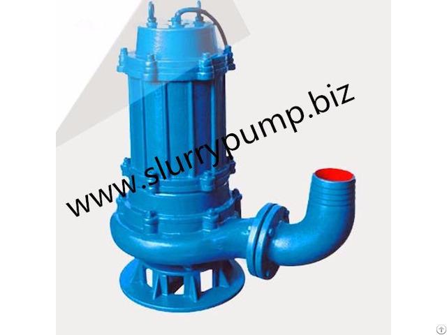Vertical Mining Pit Dewatering Submersible Sewage Pump